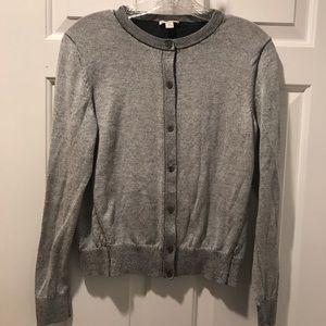 Grey Gap Cardigan